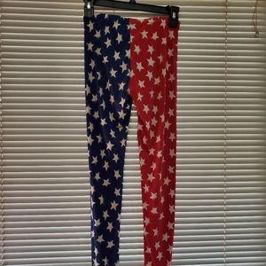 American stars leggings